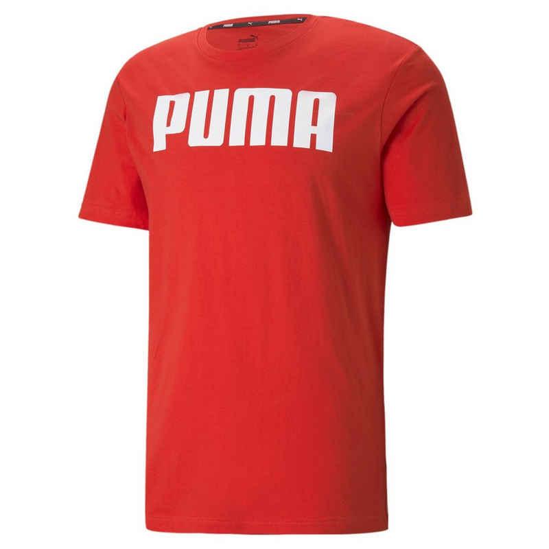 PUMA T-Shirt »Essentials Herren T-Shirt«