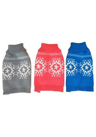 HEIM Megztinis šuniui »Schneeflocke«