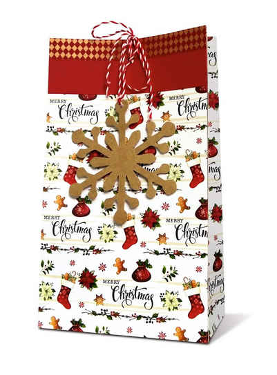 URSUS Motivpapier »Fotokarton Christmas«, 49,5 cm x 68 cm