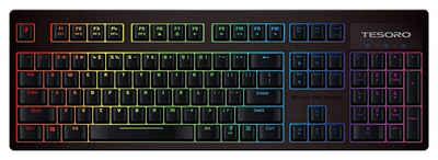 TESORO »Excalibur Spectrum Mechanical Kailh« Gaming-Tastatur
