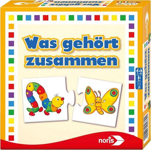 Noris Lernspielzeug »Was gehört zusammen«