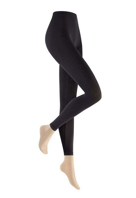 Hosen - Hudson Leggings »Damen Leggings Seamless, blickdicht, matt, 90« › schwarz  - Onlineshop OTTO