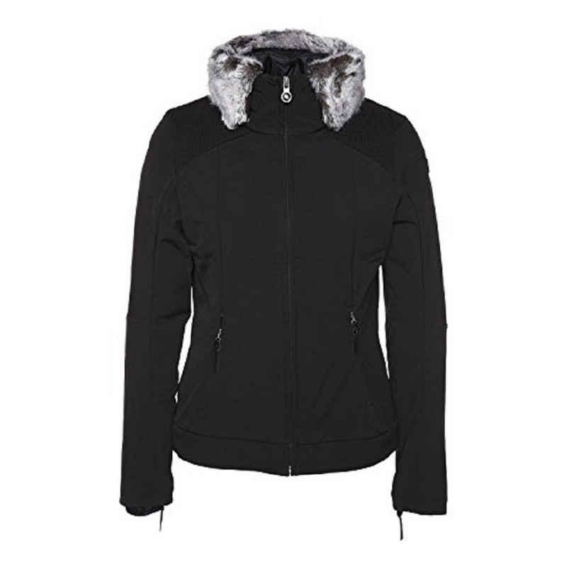 Icepeak Funktionsjacke »Damenjacke Celia schwarz Doppeljacke Damen Winterjacke Jacke warm 3-in-1«