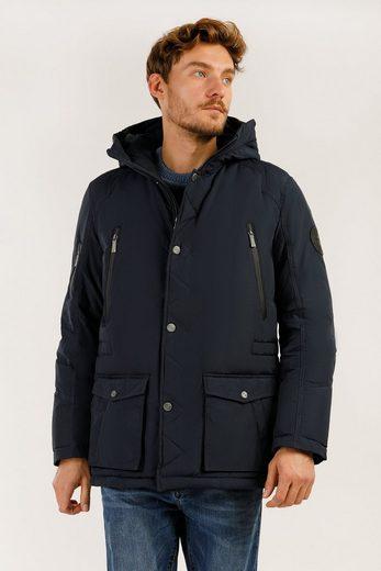 Finn Flare Winterjacke mit praktischen Taschen