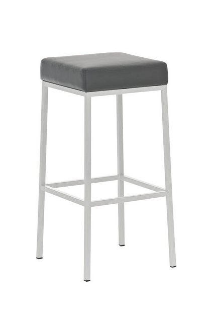 Sessel und Hocker - CLP Barhocker »Montreal 85 Kunstleder«, gepolsterte Sitzfläche und Gestell mit Fußstütze  - Onlineshop OTTO