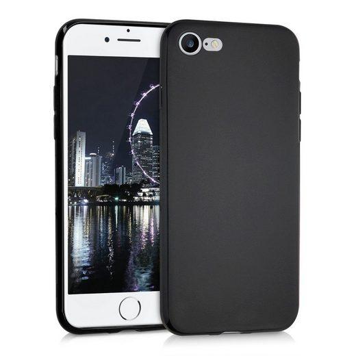 kwmobile Handyhülle, Hülle für Apple iPhone 7 / 8 / SE (2020) - TPU Silikon Handy Schutzhülle Cover Case