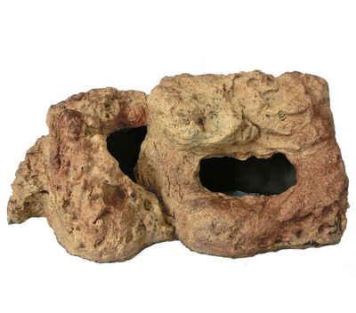 Dehner Aquariendeko »Aqua Deko-Felsenhöhle, Polyresin«