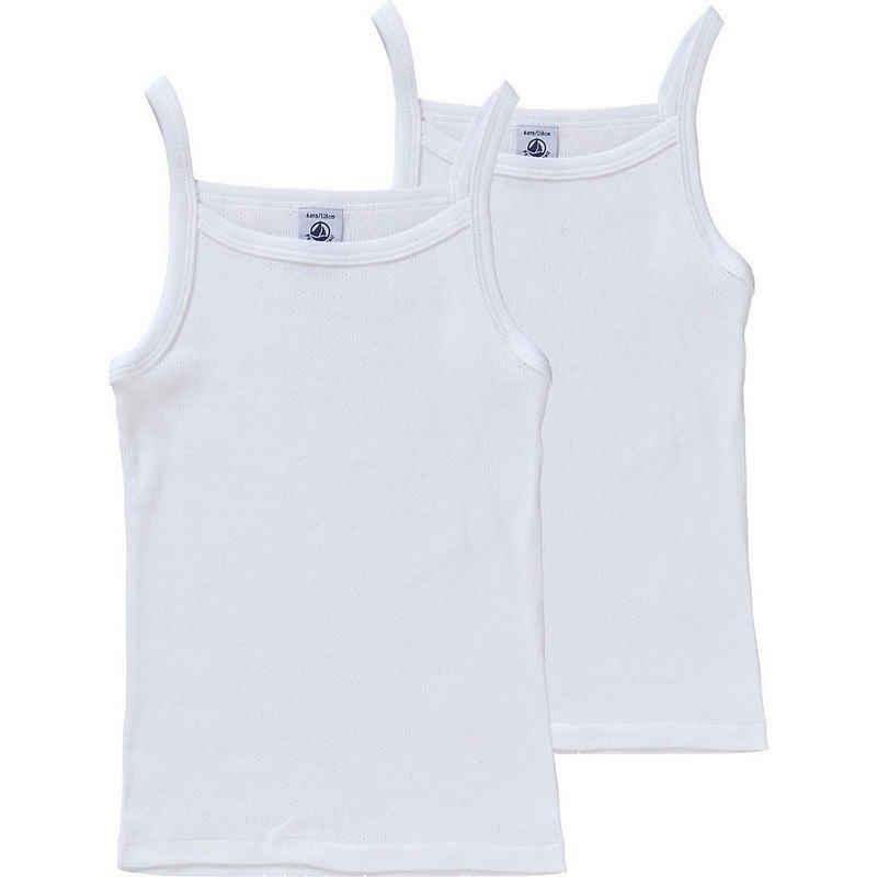 Petit Bateau Unterhemd »Unterhemden für Mädchen, Doppelpack«