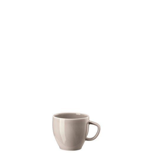 Rosenthal Tasse »Junto Soft Shell Kaffee-Obertasse«, Porzellan