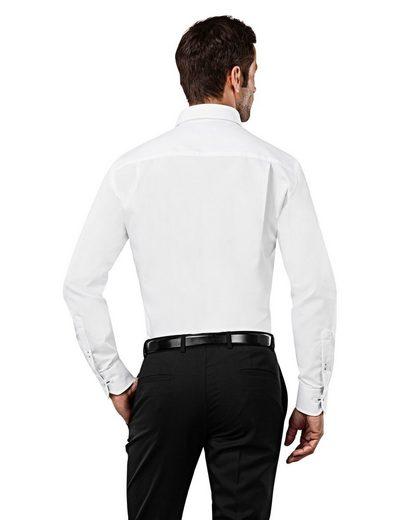 Schlussverkauf Vincenzo Boretti Business-Hemd im Regular Fit-Schnitt