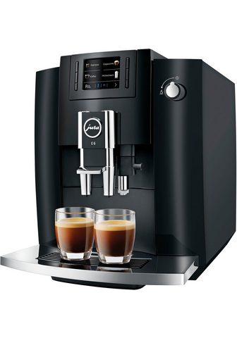 JURA Kaffeevollautomat 15377 E6 Piano Black...