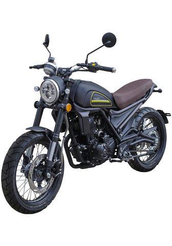GT UNION Motorrad »Madison 125« 125 ccm 95 km/h...