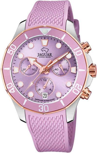 Jaguar Chronograph »Damen Diver, J890/2«