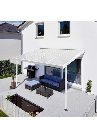 GUTTA Terrassendach »Premium« BxT: 410x306 c...