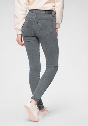 Levi's® Skinny-fit-Jeans »720 High Rise Super Skinny« mit hoher Leibhöhe