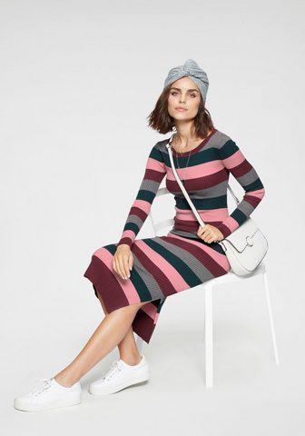 Tamaris Megzta suknelė im Colorblockdesign