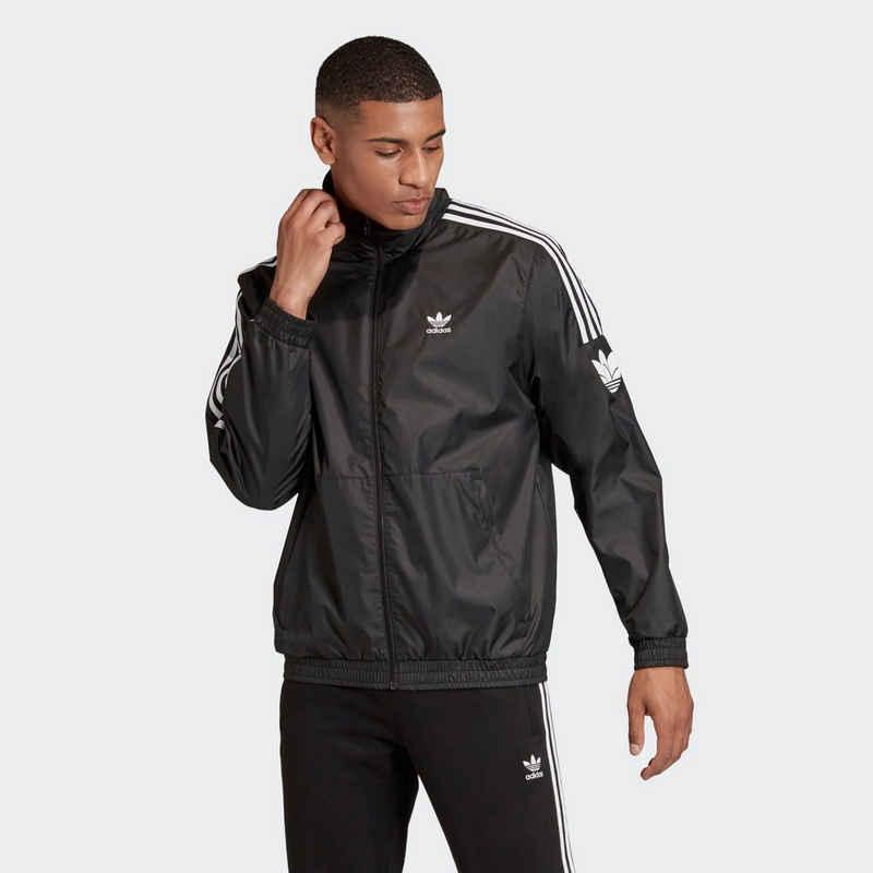adidas Originals Sweatjacke »3D Trefoil 3-Streifen Originals Jacke«
