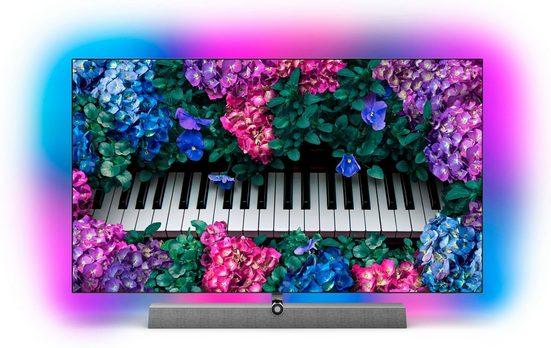 Philips 48OLED935/12 OLED-Fernseher (121 cm/48 Zoll, 4K Ultra HD, Smart-TV)
