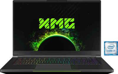 XMG FUSION 15-L19 Notebook (39,62 cm/15,6 Zoll, Intel Core i7, GeForce GTX 1660 Ti, 500 GB SSD)