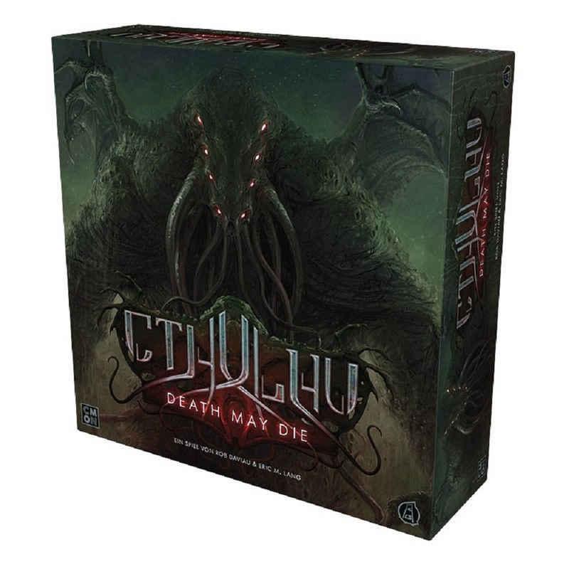 Asmodee Spiel, »Cthulhu: Death May Die (Staffel 1) DEUTSCH NEU TOP«