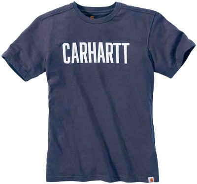 Carhartt T-Shirt »BLOCK LOGO«