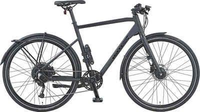 """Prophete E-Bike »21.EMU.10 Herren City E-Bike 28""""«, 8 Gang Shimano Alivio Schaltwerk, Kettenschaltung, Frontmotor 250 W"""