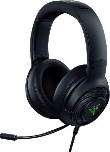 RAZER »Kraken V3 X« Gaming-Headset (Mikrofon abnehmbar)