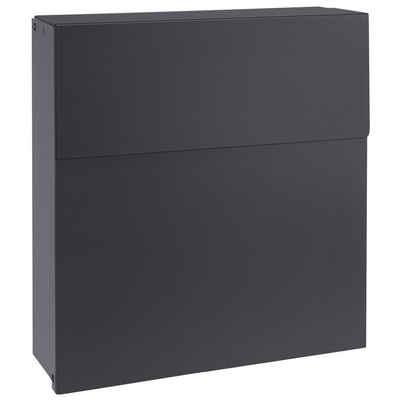 MOCAVI Briefkasten »MOCAVI Box 570 Design-Briefkasten anthrazit (RAL 7016)«
