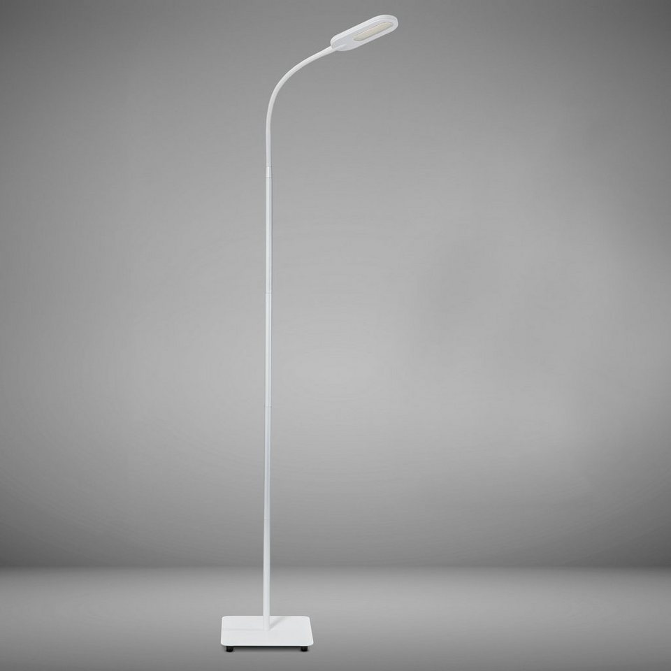 B K Licht Led Stehlampe 4 Fach Dimmbar Farbtemperatur Wahlbar