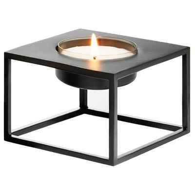 PHILIPPI Teelichthalter »Solero aus pulverbeschichtetem Stahl«