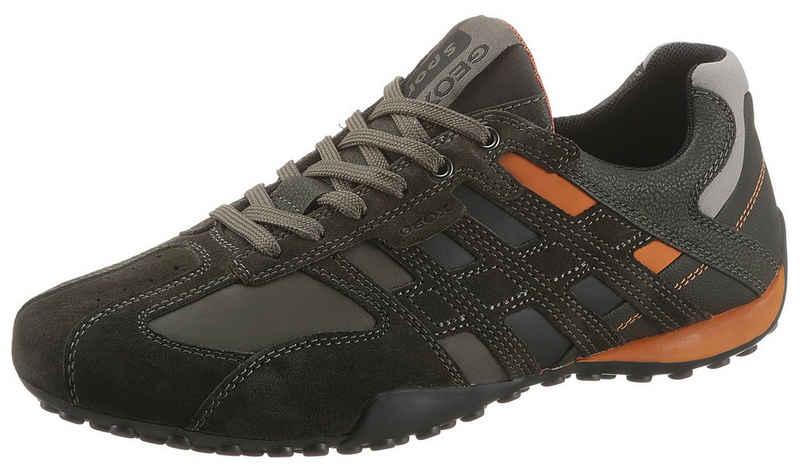 Geox »UOMO SNAKE« Sneaker mit atmungsaktiver Geox-Membran