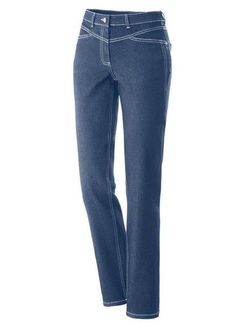 Hosen - Inspirationen Bequeme Jeans › blau  - Onlineshop OTTO