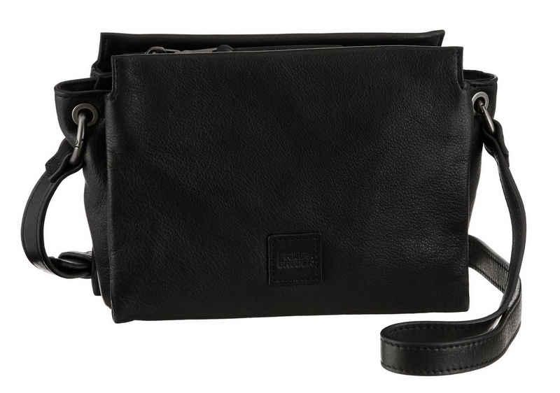 FREDsBRUDER Umhängetasche »PGL Zita Crossbag«, aus hochwertigem Leder