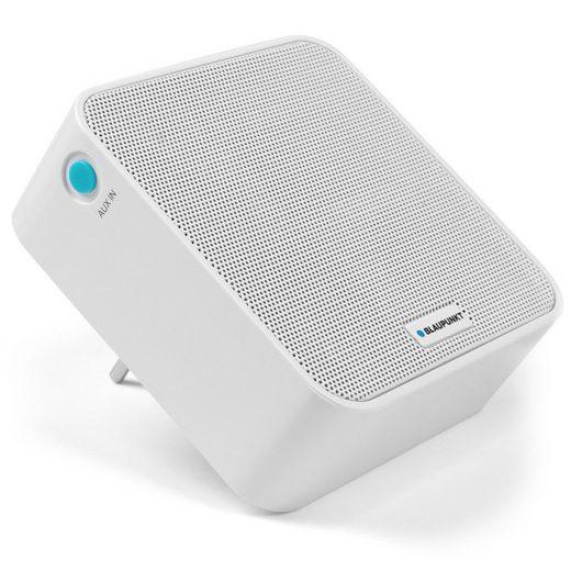 Blaupunkt PMR 100 Bluetooth-Lautsprecher (Bluetooth, Chromecast Build-In, Schnurloser Multiroom Lautsprecher mit W-Lan Streaming)