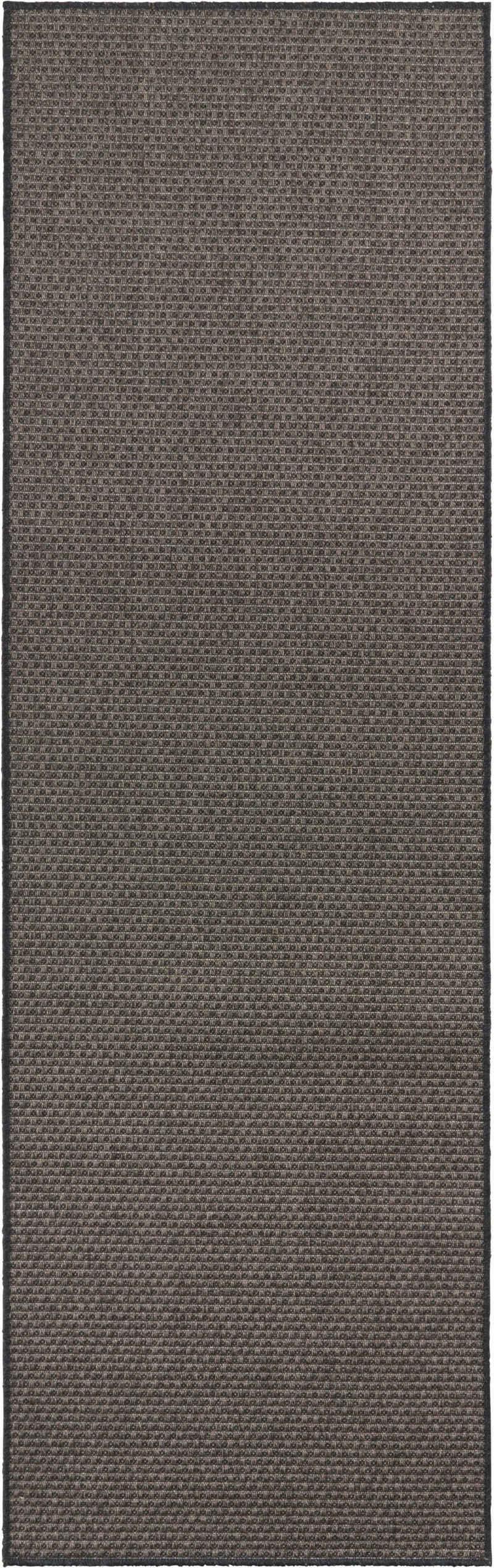 Läufer »Nature 600«, BT Carpet, rechteckig, Höhe 5 mm, Sisal-Optik, In- und Outdoor geeignet