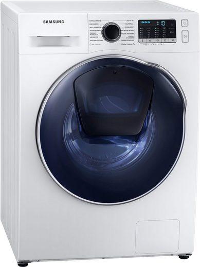 Samsung Waschtrockner WD8NK52K0ZW, 8 kg, 5 kg, 1200 U/min, SLIM Platzsparer