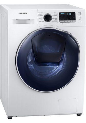 Samsung Skalbimo mašina-džiovyklė WD8NK52K0ZW ...