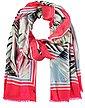 Taifun Modeschal »Schal mit exotischem Print« Tuch/Schal, Bild 2