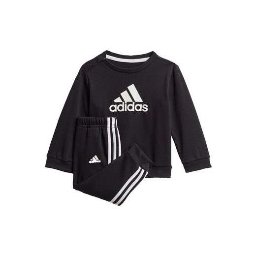 adidas Performance Jogginganzug »BADGE OF SPORT FRENCH TERRY« (Set, 2-tlg)