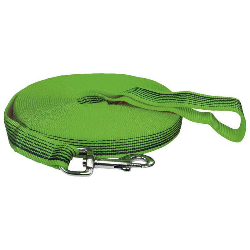 Schecker Schleppleine »Schlauchgurt - Schleppleine mit Handschlaufe«, Nylon (1-tlg), keine seitliche Naht