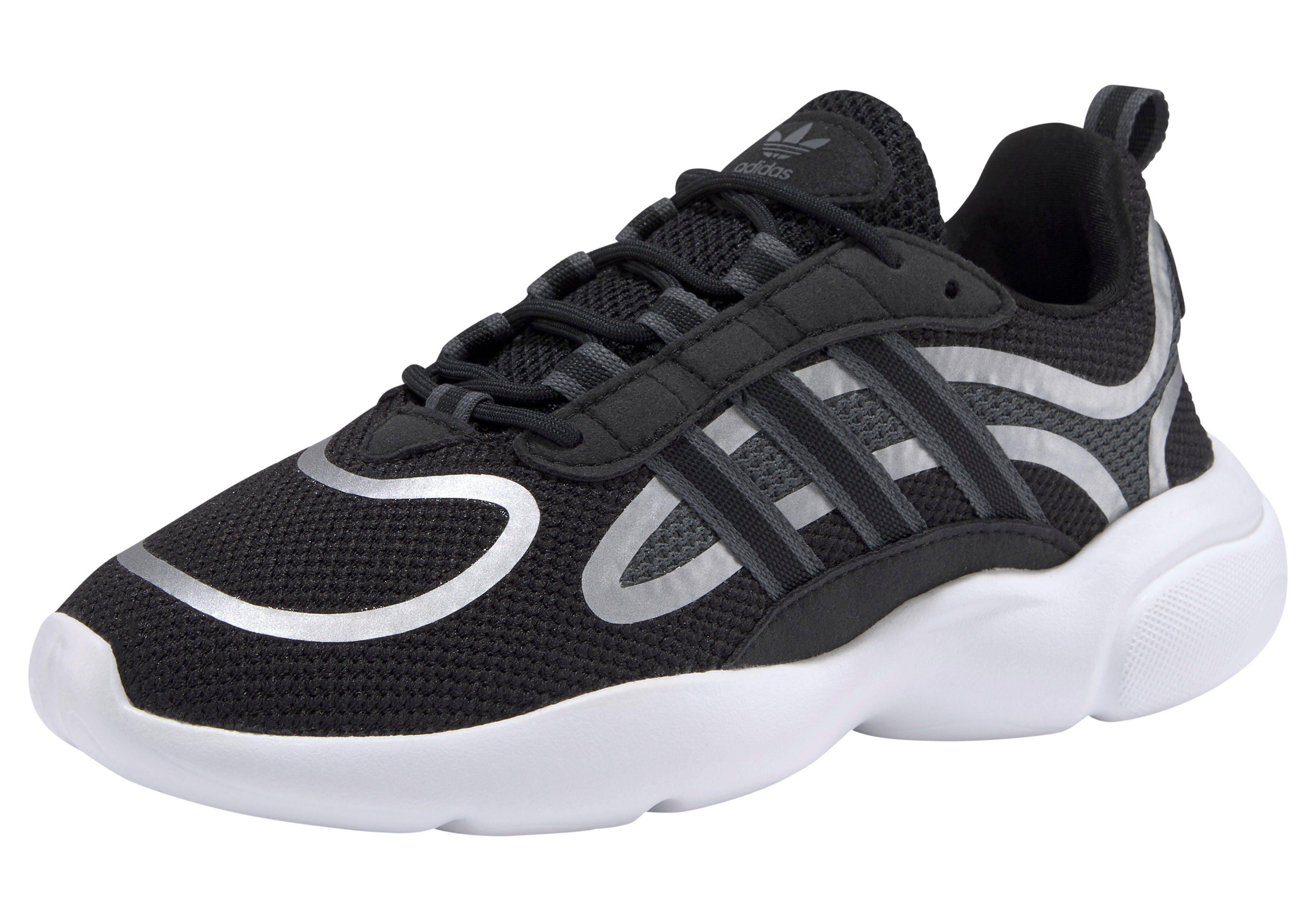 adidas Originals »HAIWEE JC« Sneaker, Atmungsaktiver Obermaterialmix aus Textil und Synthetik online kaufen | OTTO