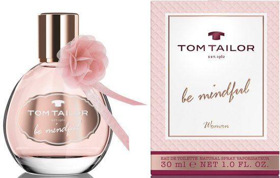 TOM TAILOR Eau de Toilette »Be Mindful Woman«
