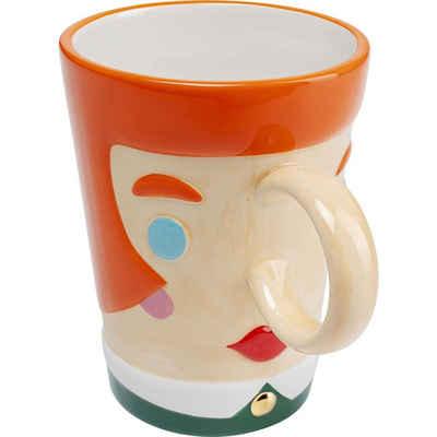 KARE Tasse »Tasse Madam«, Stein u. Keramik