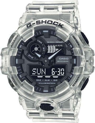 CASIO G-SHOCK Chronograph »GA-700SKE-7AER«