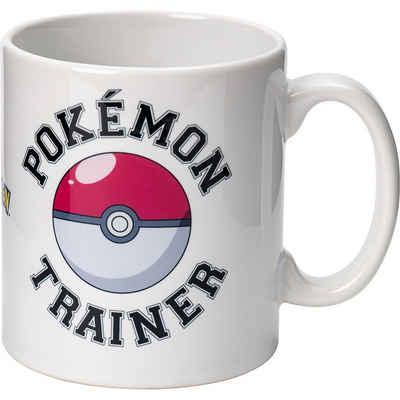 POKÉMON Tasse »Tasse Pokémon Trainer«