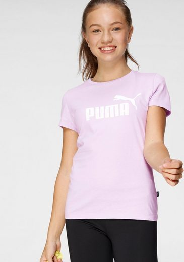 PUMA T-Shirt »ESS Logo Tee G«