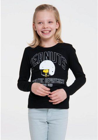 LOGOSHIRT Marškinėliai ilgomis rankovėmis »Peanu...