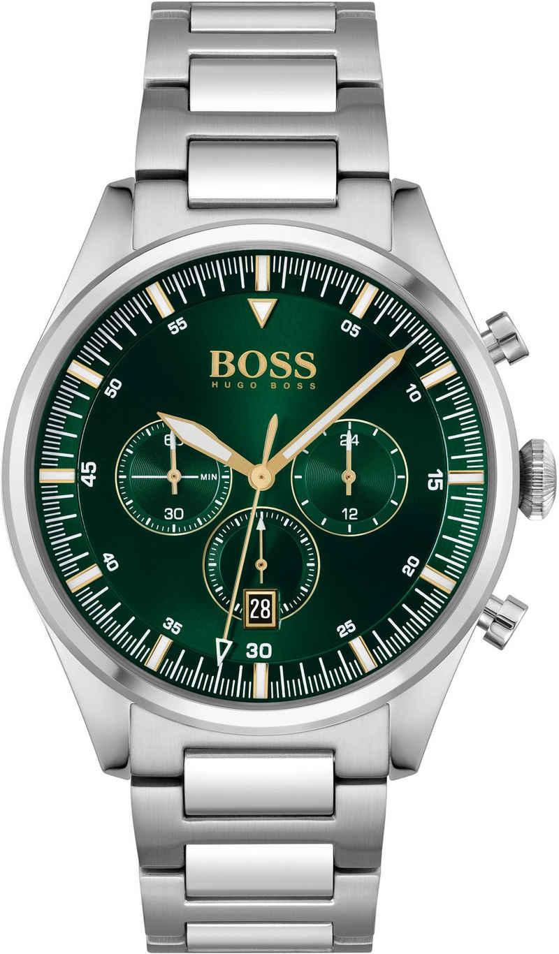 Boss Chronograph »Pioneer, 1513868«
