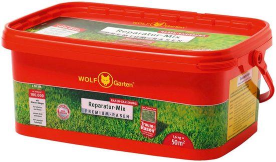 WOLF-Garten Rasensamen »L 50 SM Reparatur-Mix«, 1,6 kg