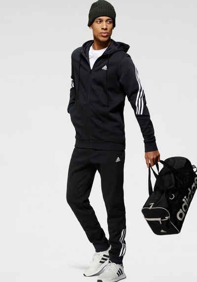 adidas Performance Jogginganzug »Sportswear Cotton Fleece Tracksuit«